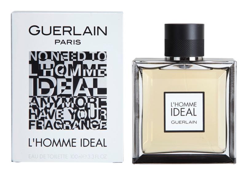 Guerlain L'Homme Ideal Eau de Toilette voor Mannen 100 ml