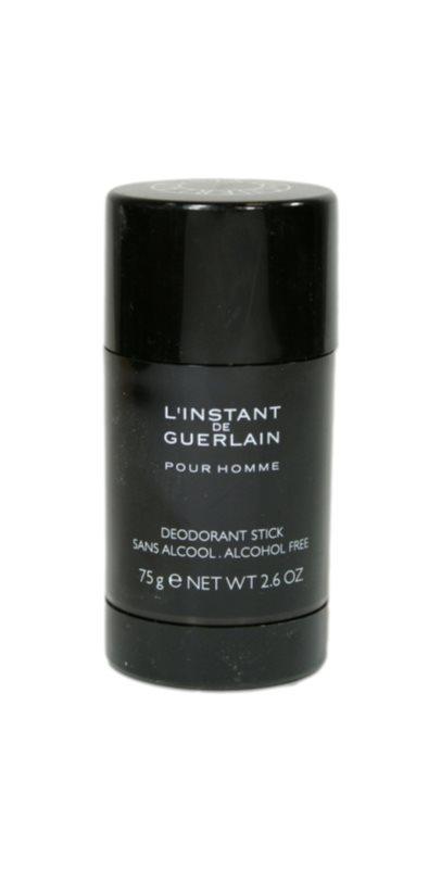 Guerlain L'Instant de Guerlain Pour Homme desodorante en barra para hombre 75 g