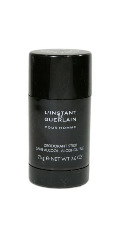 Guerlain L'Instant de Guerlain Pour Homme desodorizante em stick para homens 75 g