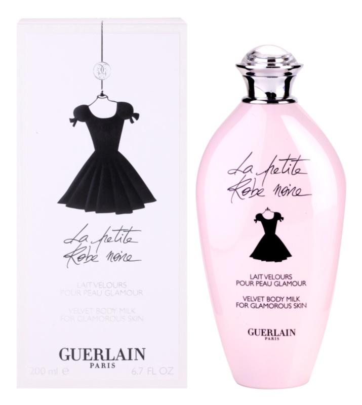 Guerlain La Petite Robe Noire tělové mléko pro ženy 200 ml