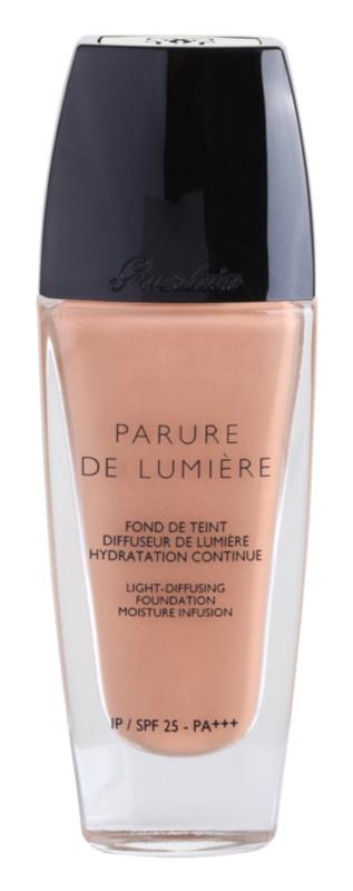 Guerlain Parure de Lumière vlažilni tekoči puder