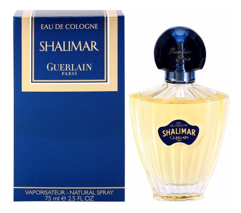 Guerlain Shalimar Eau de Cologne Damen 75 ml
