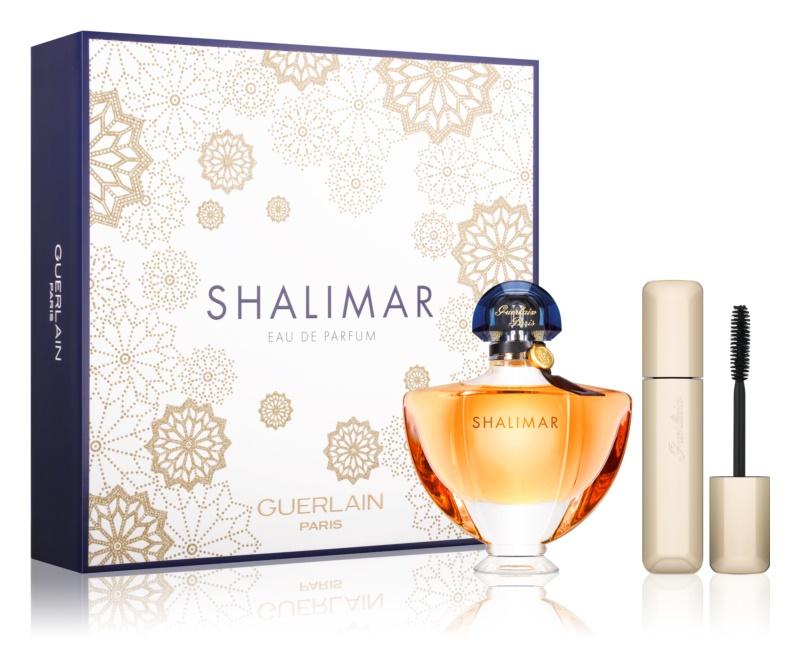 Guerlain Shalimar Geschenkset III.