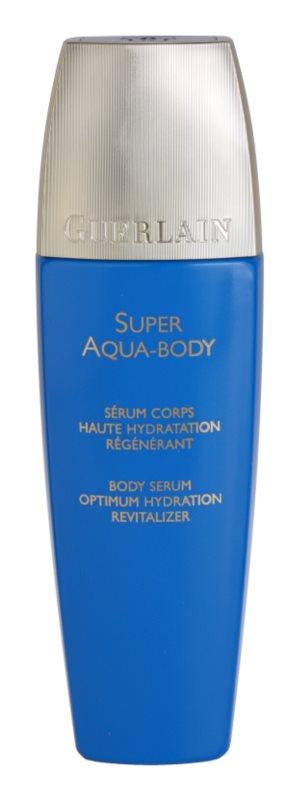 Guerlain Super Aqua зволожуюча сироватка для тіла