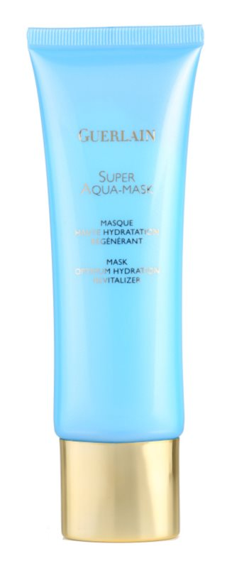 Guerlain Super Aqua Hydrating Face Mask