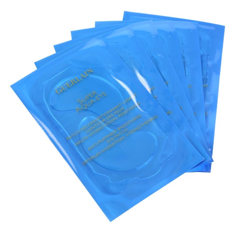 Guerlain Super Aqua vlažilna maska za predel okoli oči