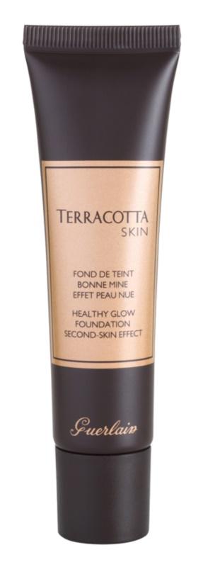 Guerlain Terracotta Skin természetes hatású make-up