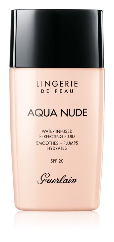 Guerlain Lingerie de Peau Aqua Nude Lightweight Tinted Moisturizer SPF 20