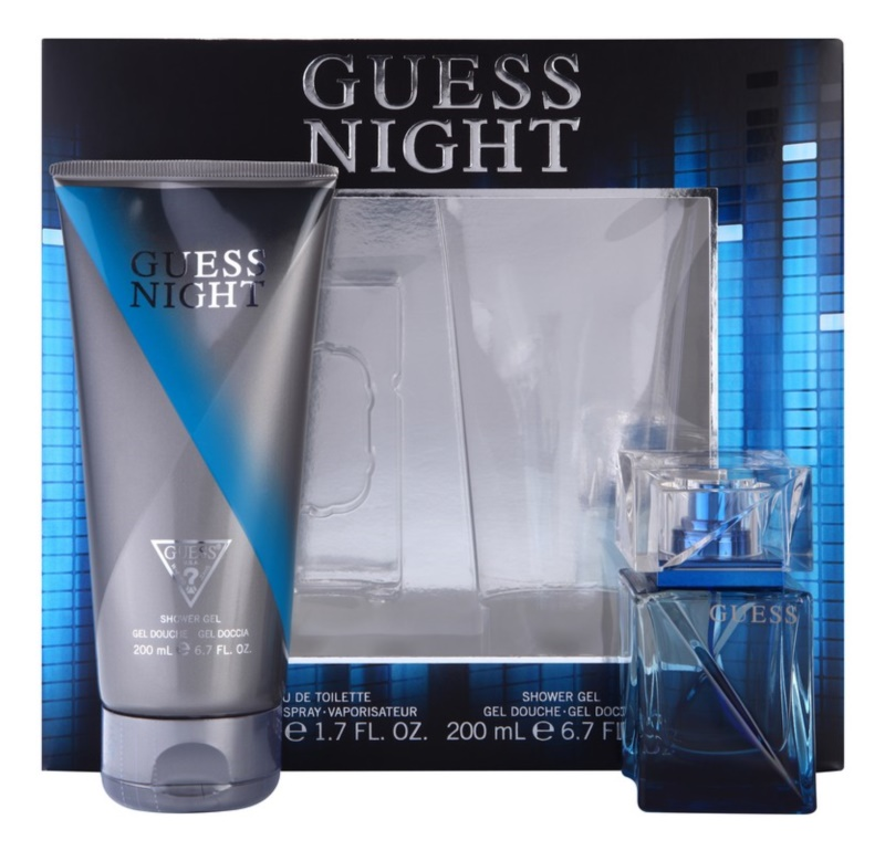 Guess Night dárková sada II.