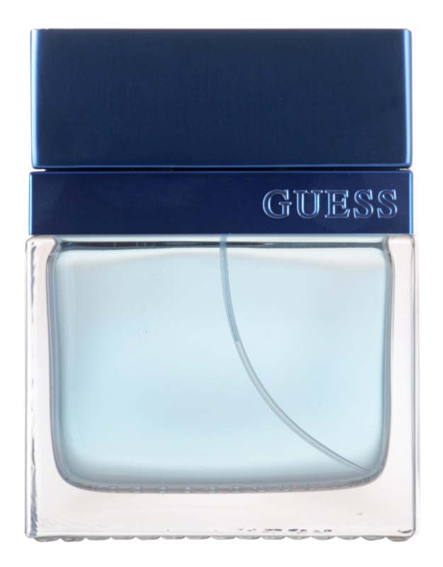 Guess Seductive Homme Blue woda toaletowa dla mężczyzn 100 ml