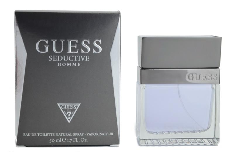 Guess Seductive Homme eau de toilette pentru barbati 50 ml