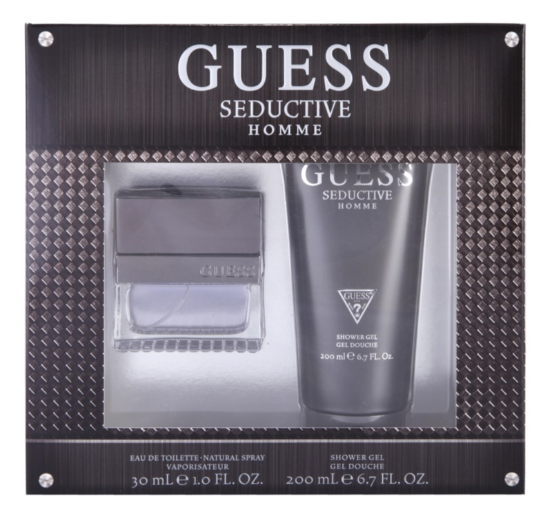 Guess Seductive Homme Gift Set I.
