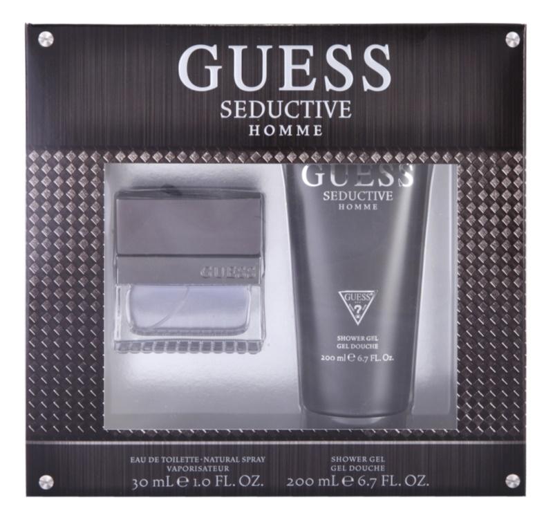 Guess Seductive Homme Gift Set I.