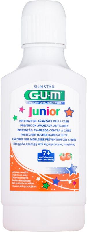 G.U.M Junior płyn do płukania jamy ustnej dla dzieci