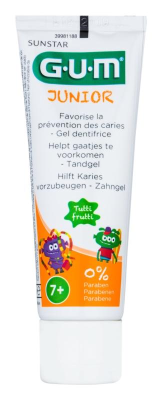 G.U.M Junior zubní gel pro děti