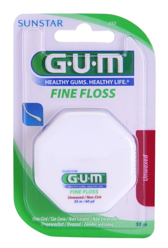 G.U.M Fine Floss Dental Floss