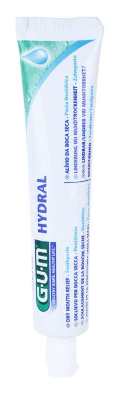 G.U.M Hydral dentifrice