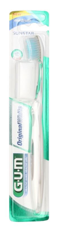 G.U.M Original White szczoteczka do zębów medium