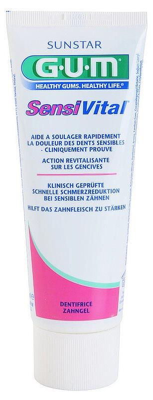 G.U.M SensiVital pasta de dientes para dientes sensibles