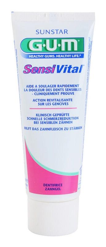 G.U.M SensiVital pasta do zębów dla wrażliwych zębów