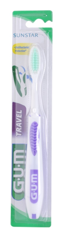 G.U.M Travel Travel Toothbrush Soft