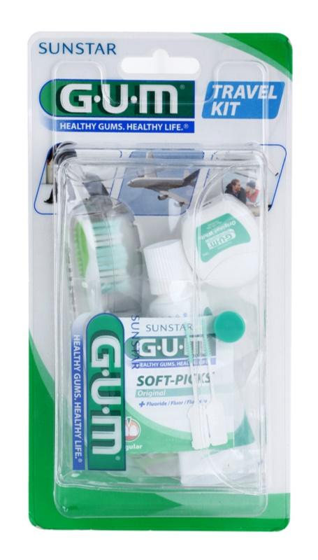 G.U.M Travel Kit lote cosmético I.