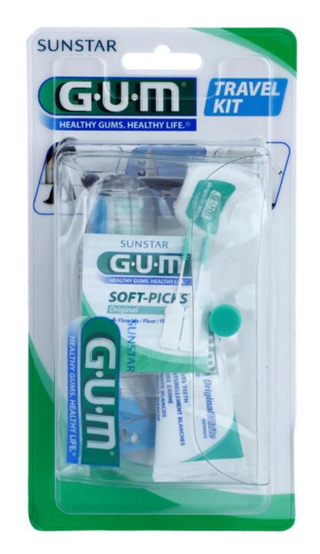 G.U.M Travel Kit kozmetički set I.