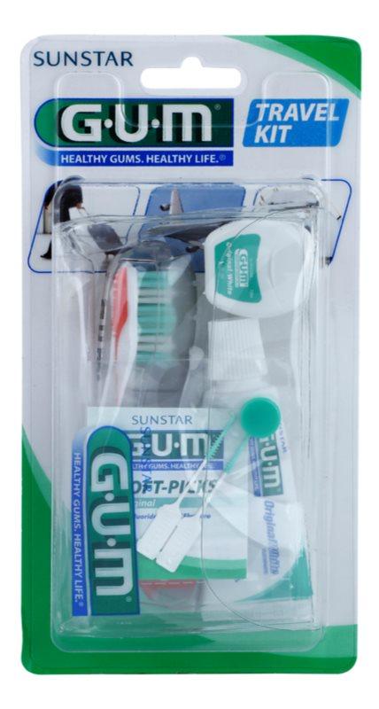 G.U.M Travel Kit kosmetická sada I.