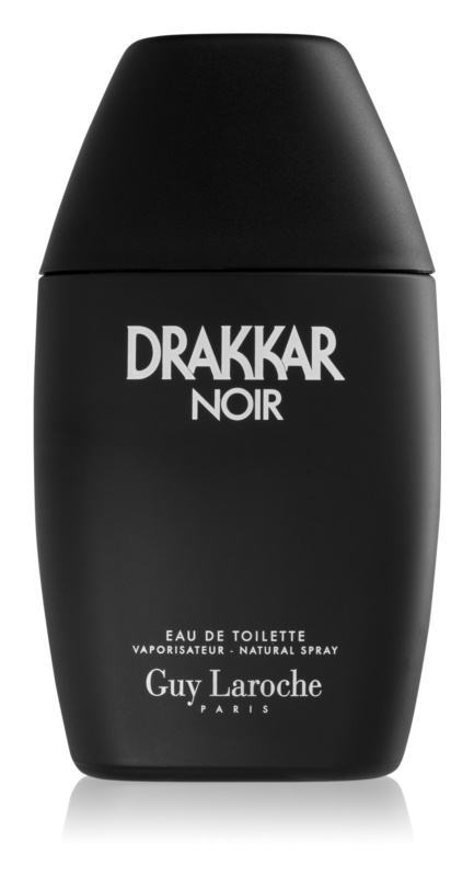 Guy Laroche Drakkar Noir Eau de Toilette for Men 200 ml