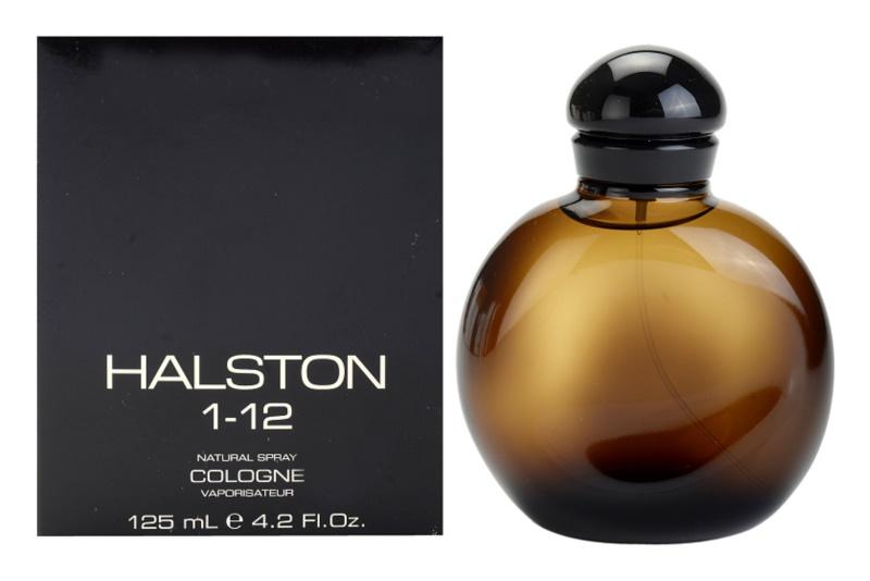 Halston 1-12 eau de Cologne pour homme 125 ml