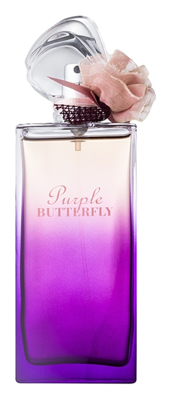 Hanae Mori Butterfly Purple Eau de Parfum voor Vrouwen  100 ml
