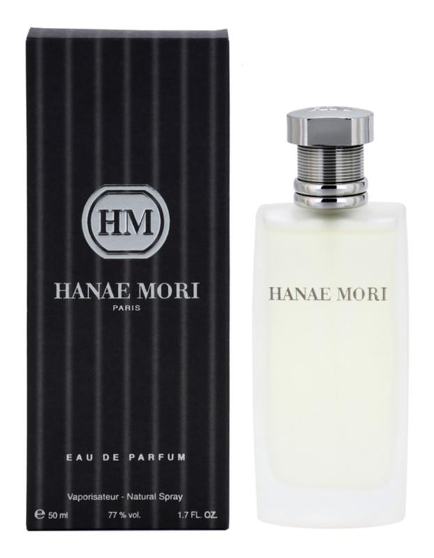 Hanae Mori HM eau de parfum férfiaknak 50 ml
