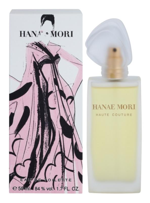 Hanae Mori Haute Couture toaletna voda za ženske 50 ml