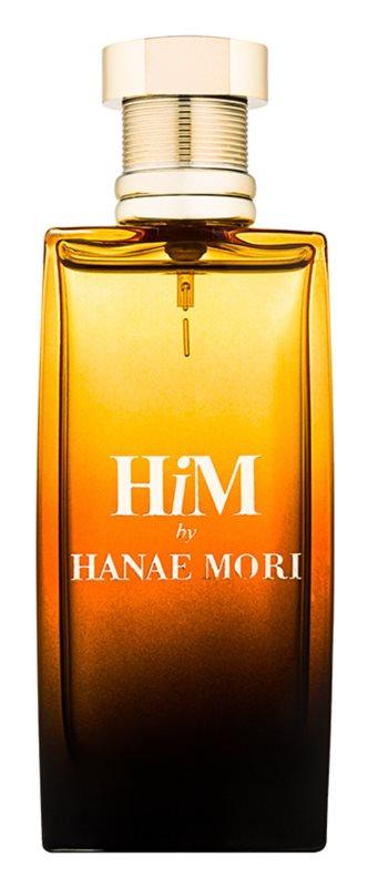 Hanae Mori HiM eau de toilette pour homme 50 ml
