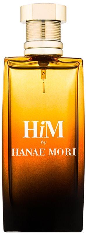 Hanae Mori HiM toaletní voda pro muže 50 ml