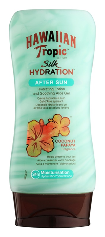 Hawaiian Tropic After Sun Silk Hydration™ nawilżające mleczko po opalaniu
