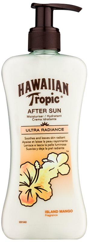 Hawaiian Tropic After Sun Ultra Radiance feuchtigkeitsspendende Körpermilch nach dem Sonnen