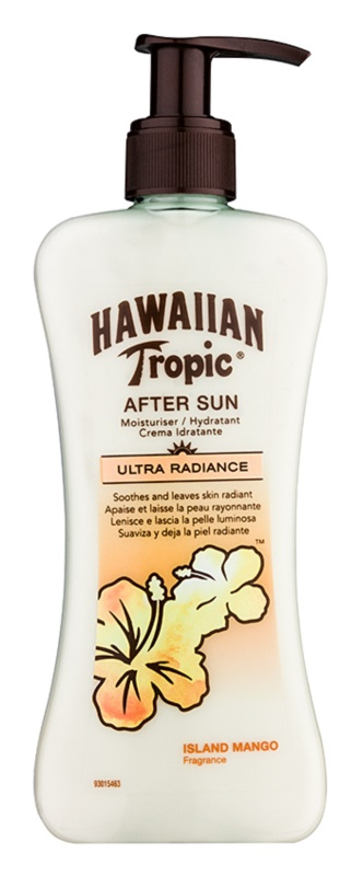 Hawaiian Tropic After Sun Ultra Radiance хидратиращо мляко за тяло след слънчеви бани