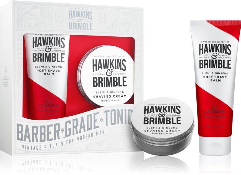 Hawkins & Brimble Natural Grooming Elemi & Ginseng Cosmetic Set II.