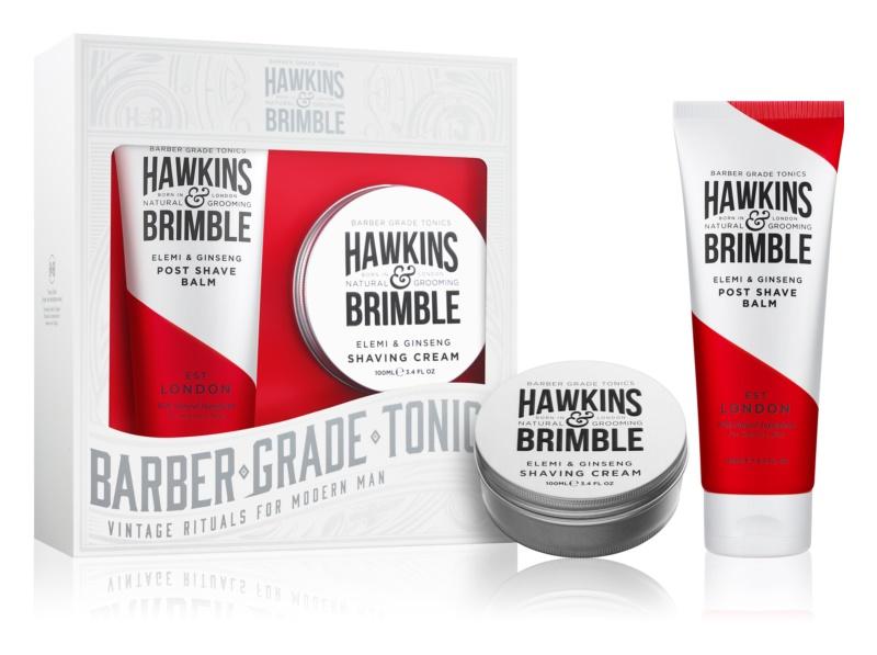 Hawkins & Brimble Natural Grooming Elemi & Ginseng kosmetická sada II.