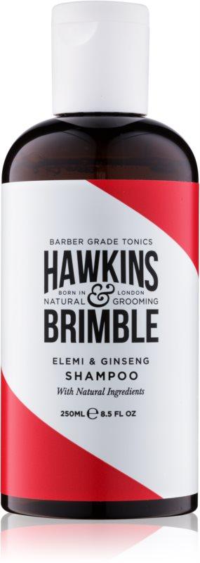 Hawkins & Brimble Natural Grooming Elemi & Ginseng шампунь для волосся