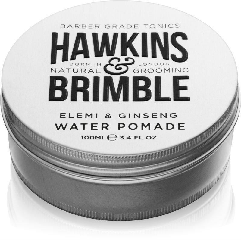 Hawkins & Brimble Natural Grooming Elemi & Ginseng vlasová pomáda na vodní bázi