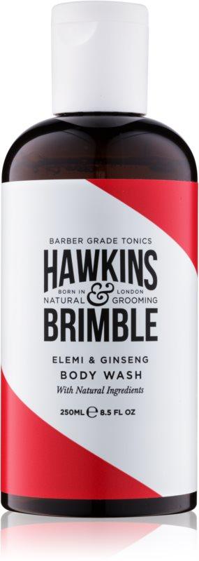 Hawkins & Brimble Natural Grooming Elemi & Ginseng gel de dus