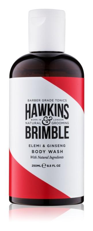 Hawkins & Brimble Natural Grooming Elemi & Ginseng gel za prhanje
