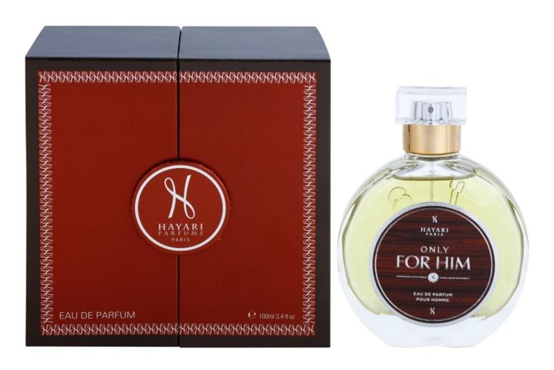 Hayari Parfums Only for Him parfémovaná voda pro muže 100 ml