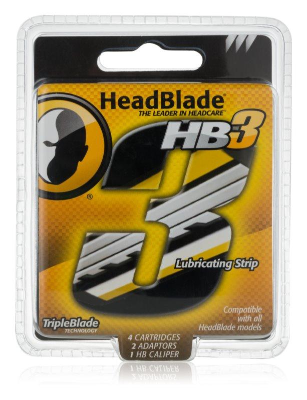 HeadBlade HB3 lames de rechange