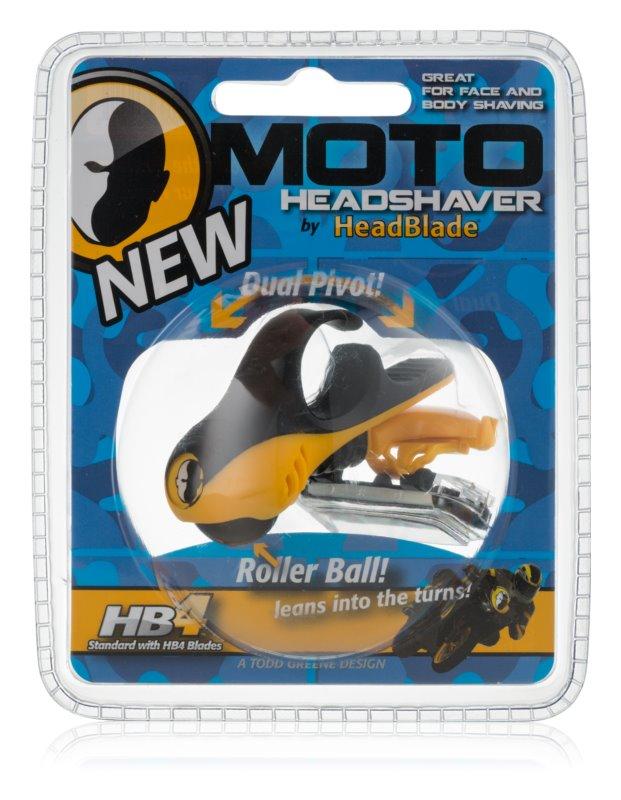 HeadBlade Moto holiaci strojček na hlavu