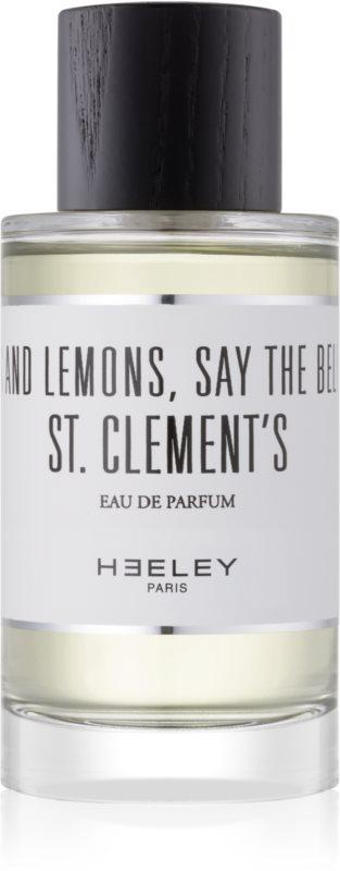 Heeley ST Clements Eau de Parfum unisex 100 ml