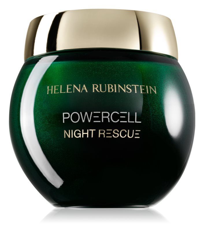 Helena Rubinstein Powercell rewitalizujący krem na noc o dzłałaniu nawilżającym
