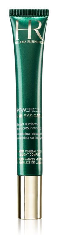 Helena Rubinstein Powercell oční péče s chladícím efektem pro rozjasnění pleti
